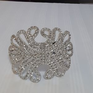 Rhinestone headband. Every stone in tact. Gorgeous